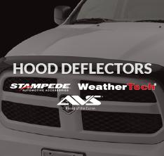 Hood Deflector in Canada - AutoEQ.ca