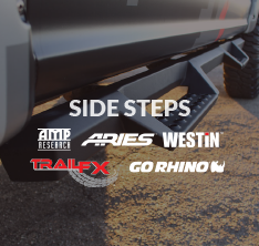 Side Step Bars in Canada - AutoEQ.ca