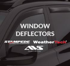 Window Deflectors in Canada - AutoEQ.ca