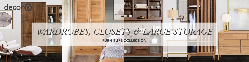 Wardrobes, Closets & Large Storage