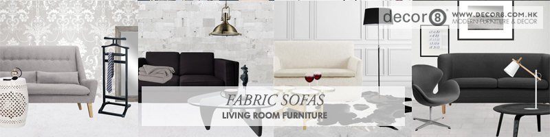 Fabric Sofas Lounges & Couches