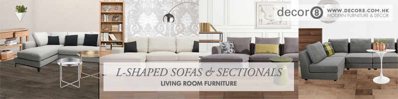 L-Shaped Sofas & Sectionals