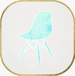 Decor8 Perfect Gift Ideas for the Home - Charlie Kids Chair