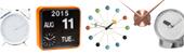Decor8 Modern Furniture - Decor - Clocks