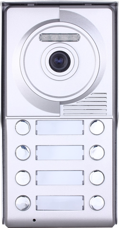 BA Series 2-wire video intercom