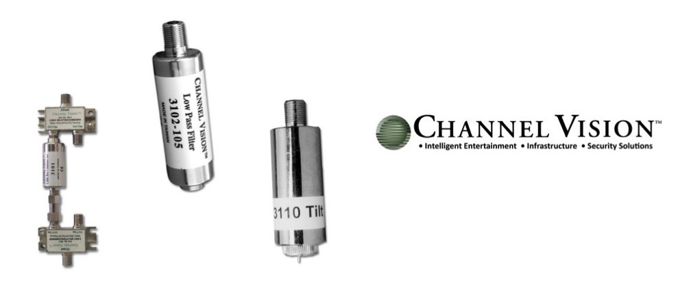Channel Vision Audio Video Connectors