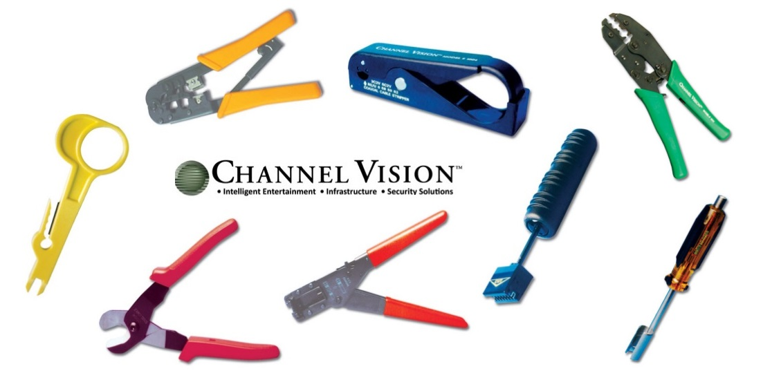 Channel Vision Audio Video Distribution