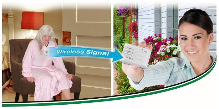 nursing home call light system