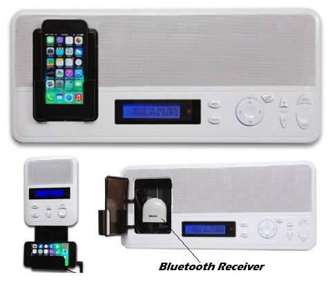 music intercom system