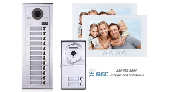 MT Series Video Intercom