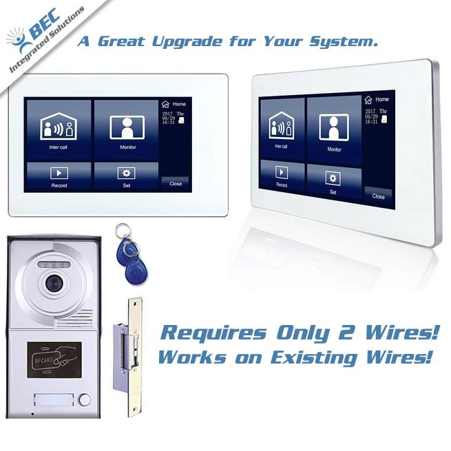 MT Series Video Intercom 2 Wire