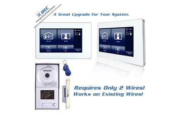 MT Series 2 Wire Video Intercom