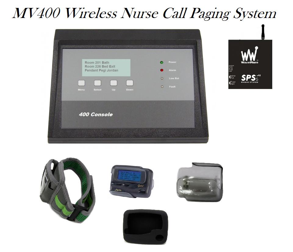 wireless nurse call stations