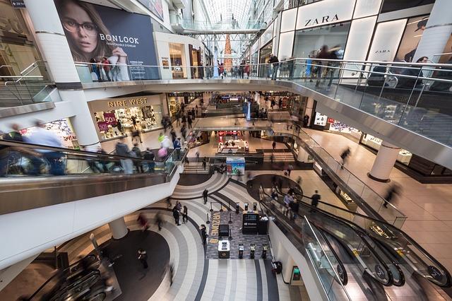 shopping mall wireless duress alarm