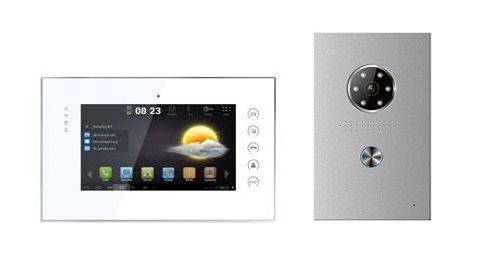 IP Based Video Intercom