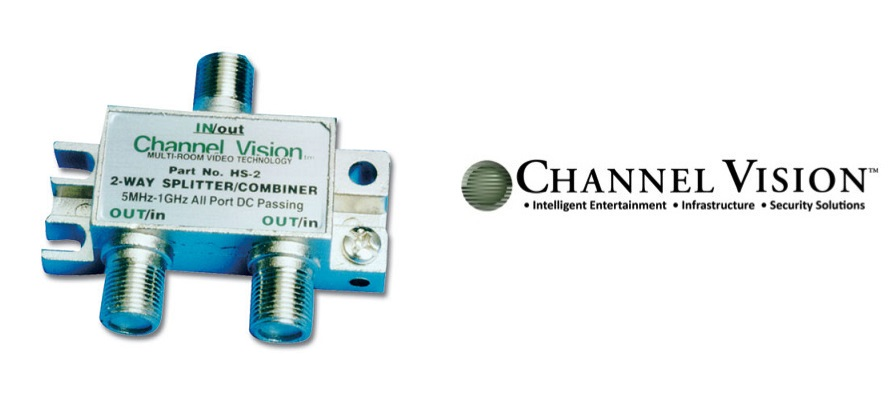 Channel Vision Splitters & Taps