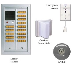 TekTone Emergency Call System