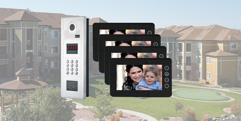 building video intercom