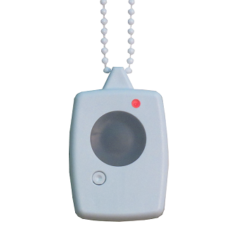 Wireless Neck Pendant Transmitter