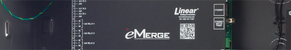 eMerge access control