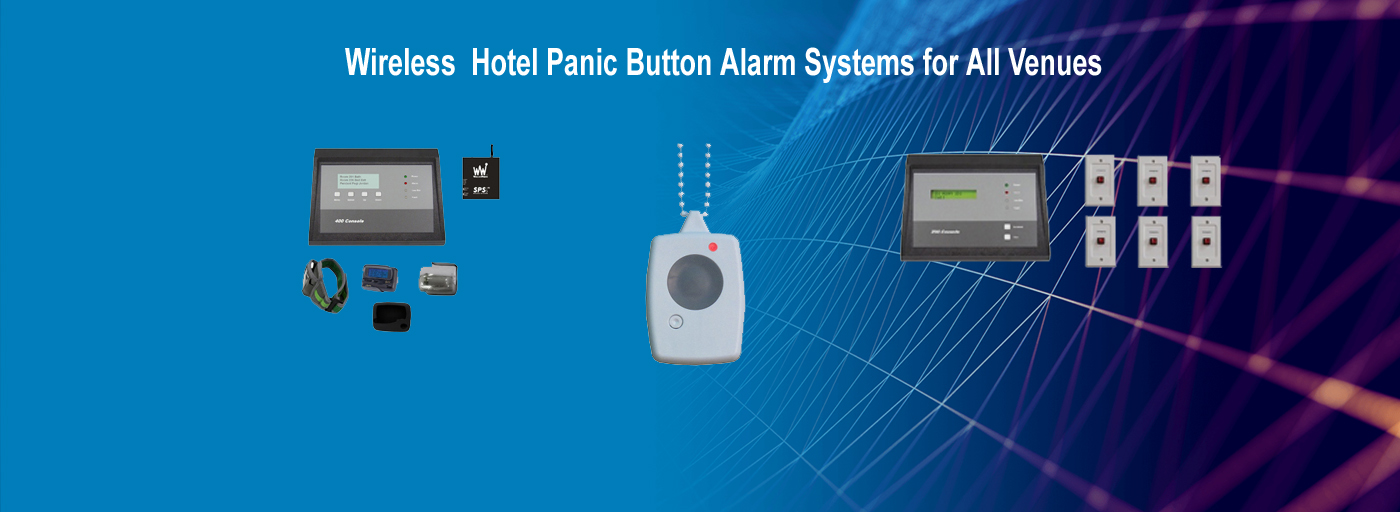 Hotel Panic Buttons Banner