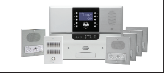 dmc3-4 replacement intercom system