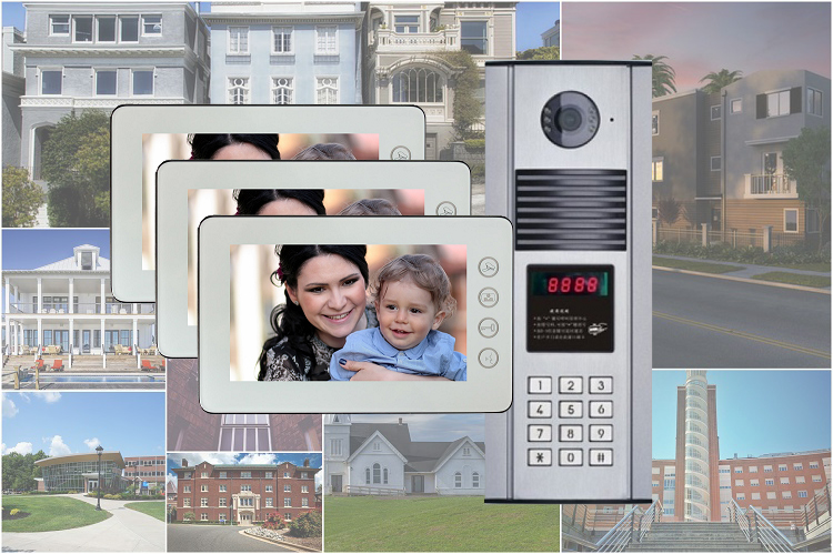 Video Intercom Systems - Entry and Building Security
