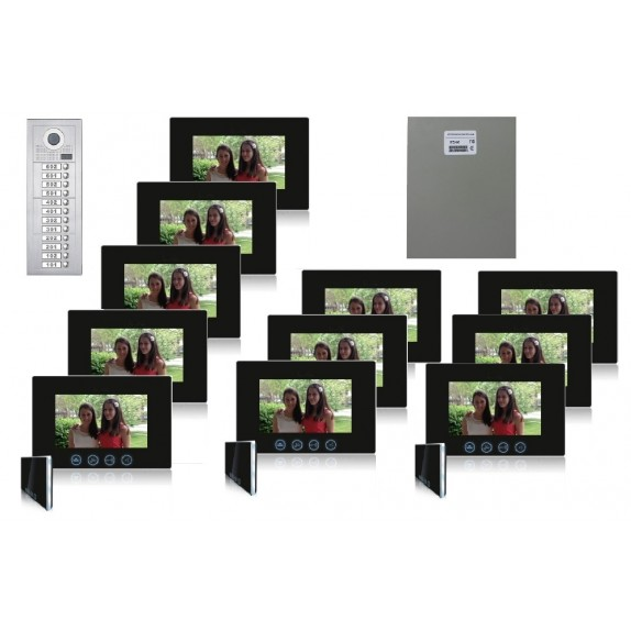 video access control system