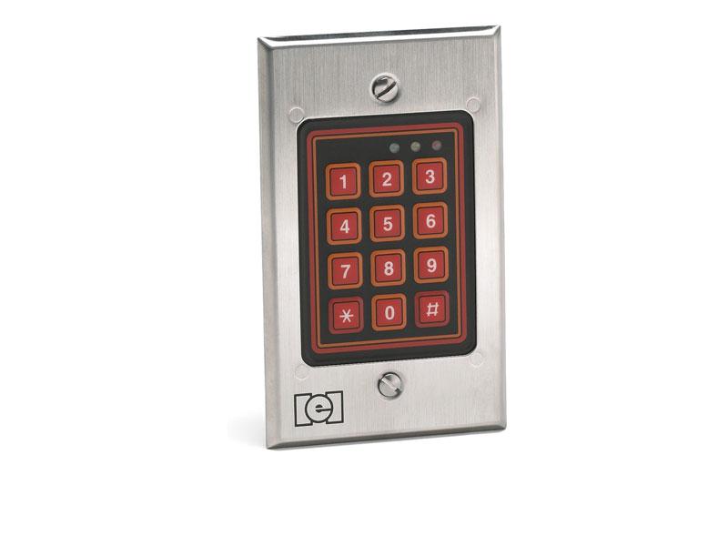 212w Linear Standalone Access Control Keypad