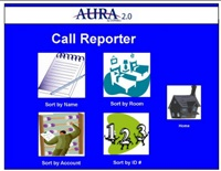 Cornell Nurse Call System AURA Software
