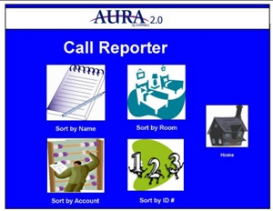 Cornell AURA Reporting Software