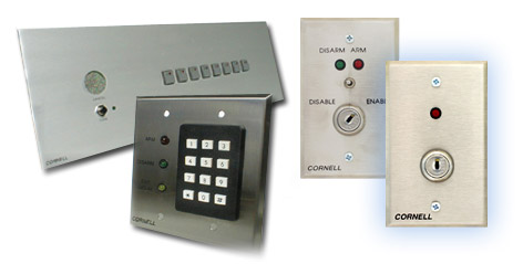Cornell 1000 Door Monitoring System