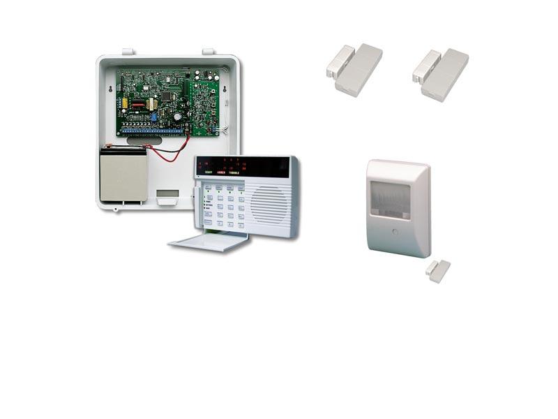 DXS Format wireless security system