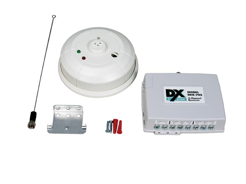 DX Format wireless security