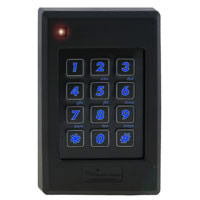 Linear's Wiegand Proximity Reader Standalone Access Control