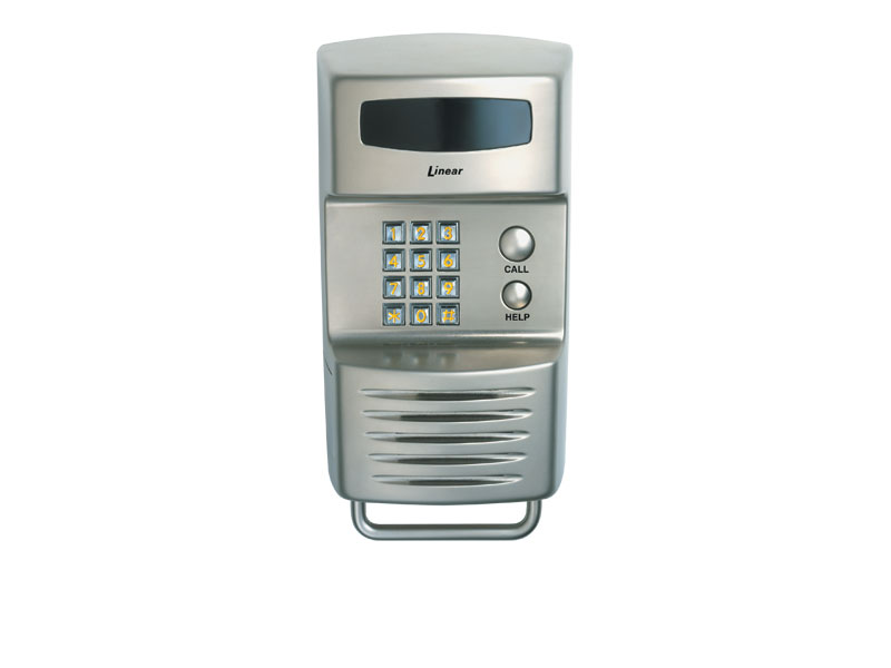 Linear Residential telephone entry system