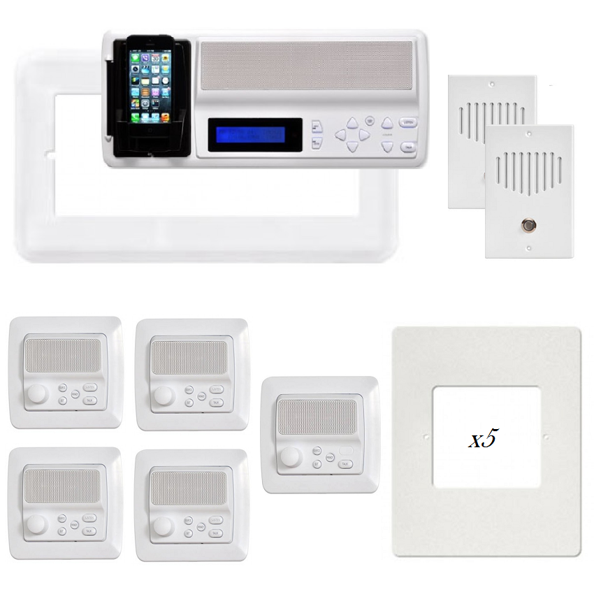 home intercom system wiring