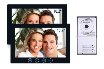 Two Tenant Video Intercom