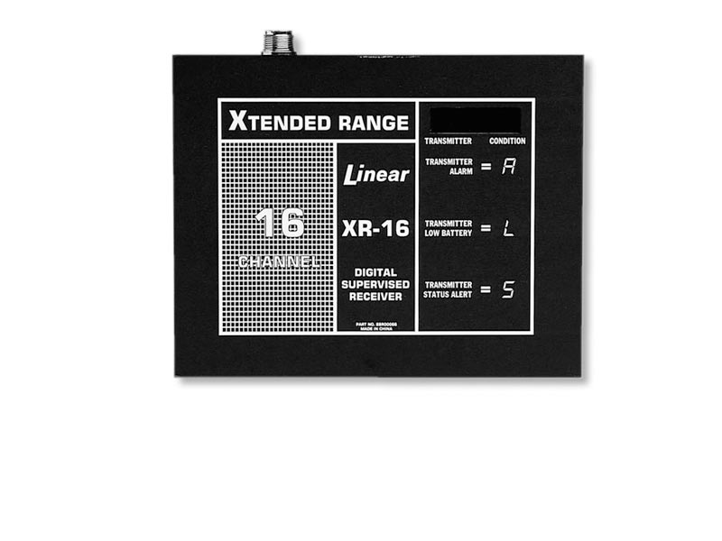 xtended range transmitters & receivers linear