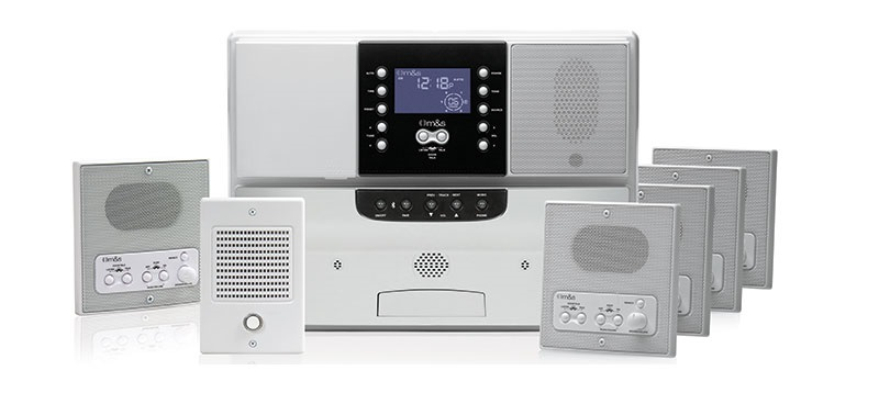 DMC1 M&S Intercom and Music System