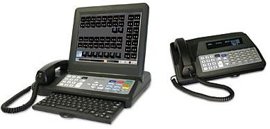 TekTone nurse call system master stations