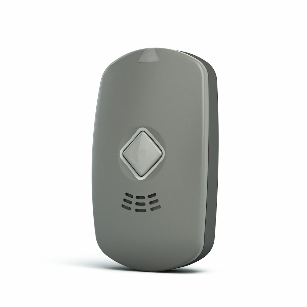 GPS Cellular Network Personal Safety Device