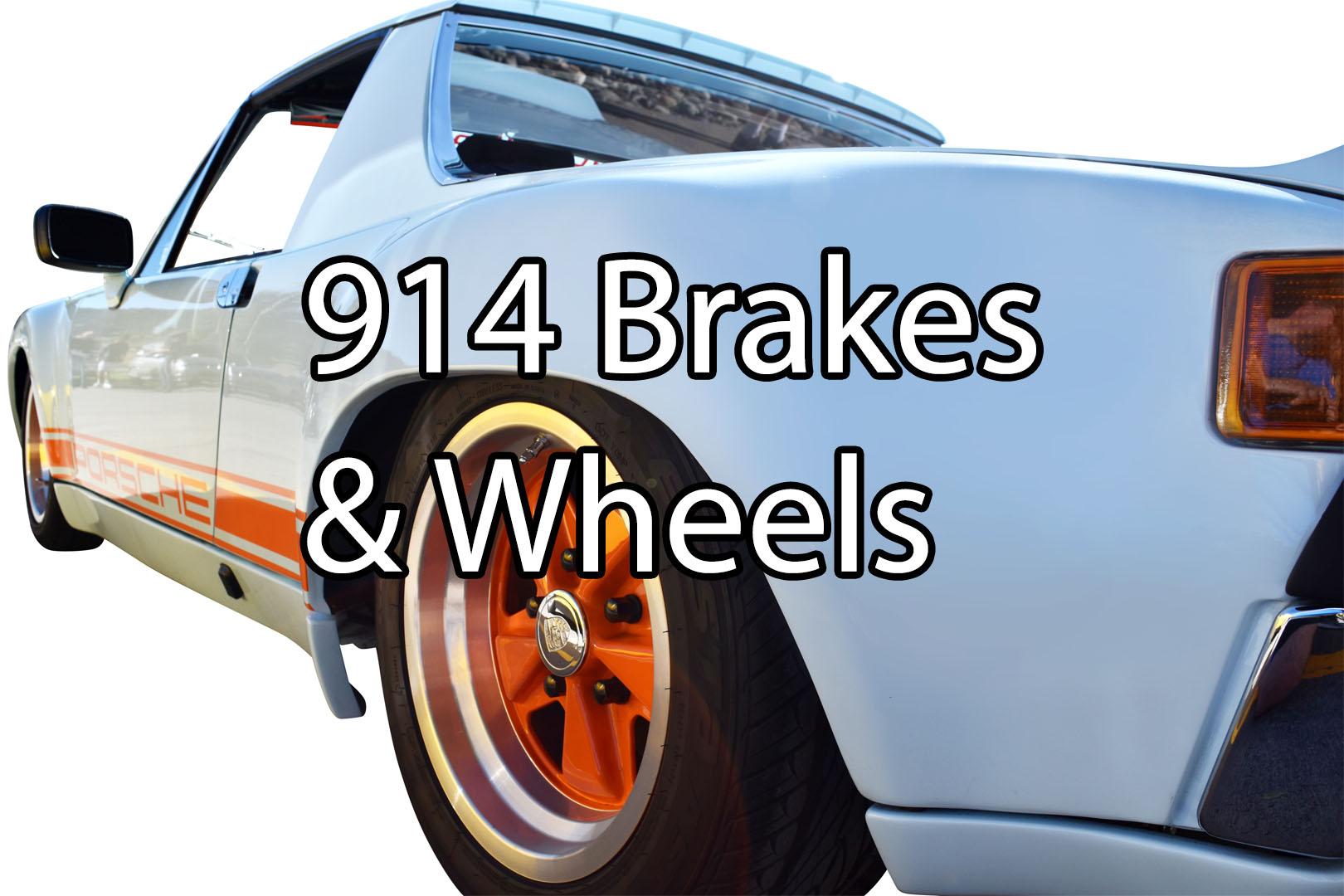 914 Brakes & Wheels