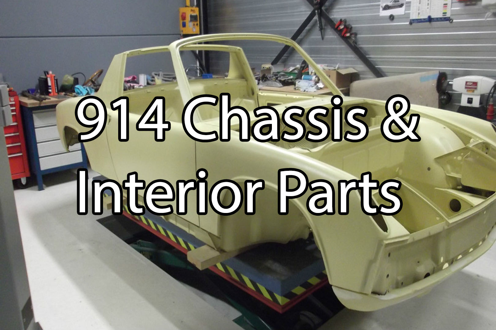 914 Chassis & Interior Parts