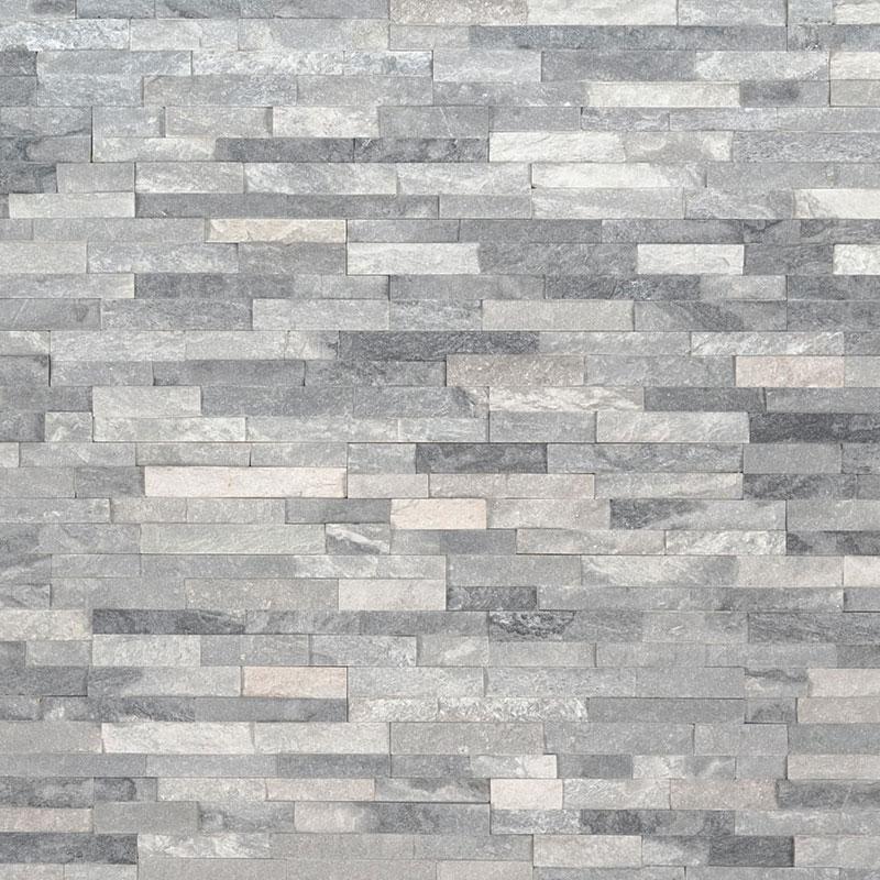 Rockmount Alaska Gray Marble Mini Ledger Panel