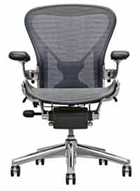 Aeron Chair  sc 1 st  Sit Back u0026 Relax & Aeron Posture Fit by Herman Miller