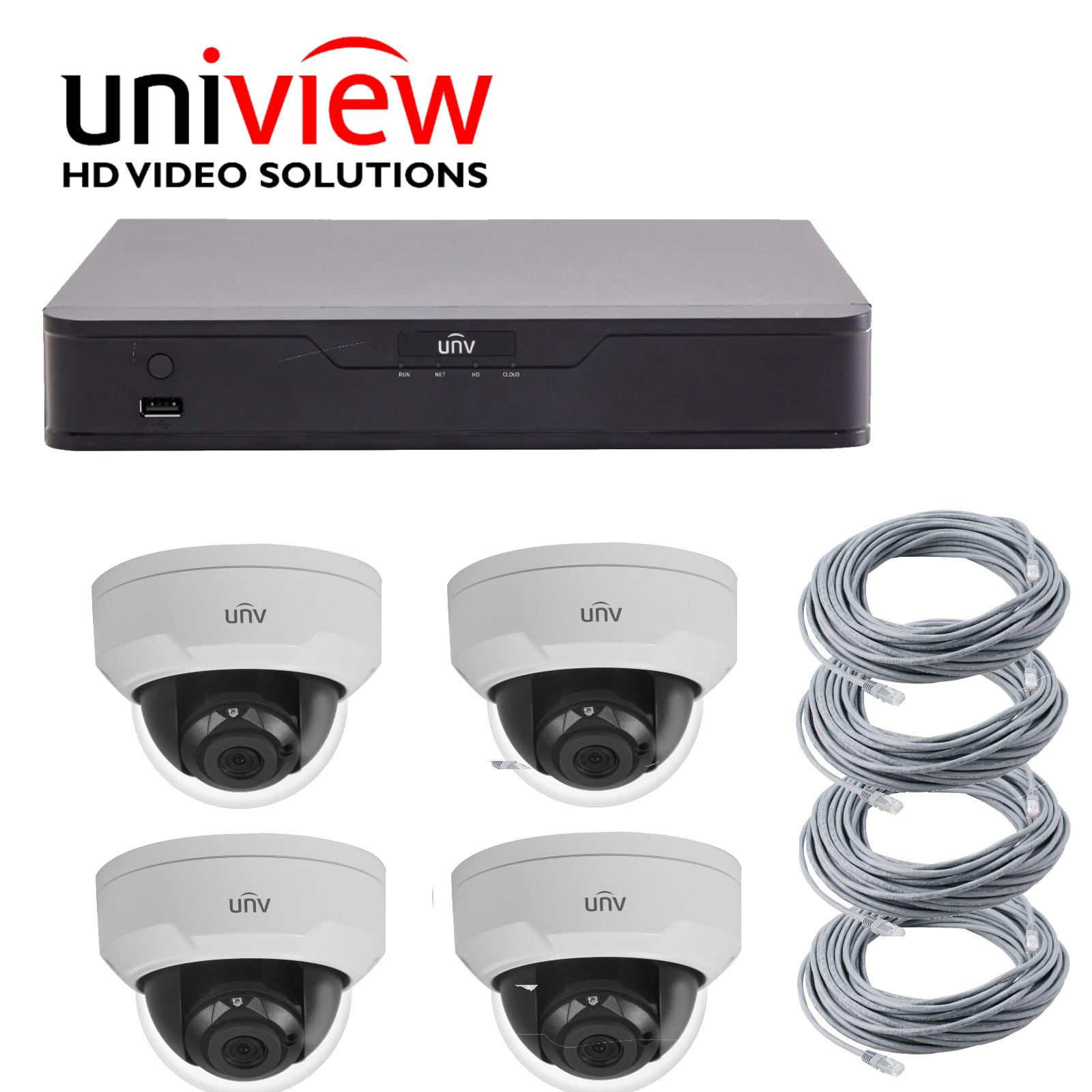 UNV CCTV Kits