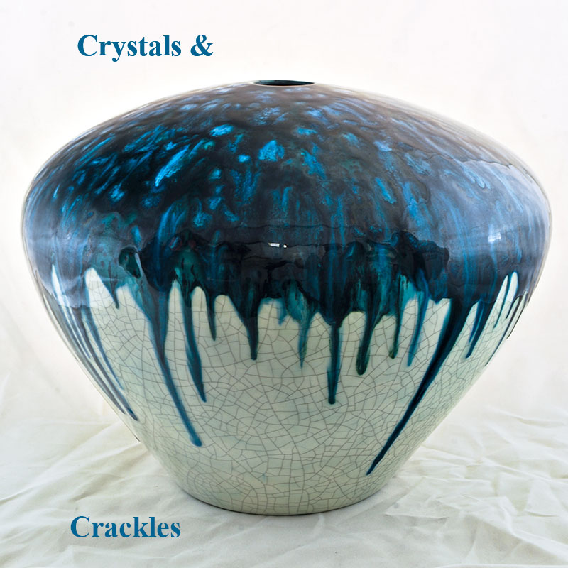 Duncan Crystals Glazes