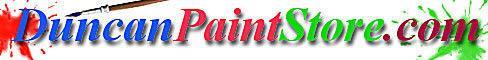 DuncanPaintStore.com Logo