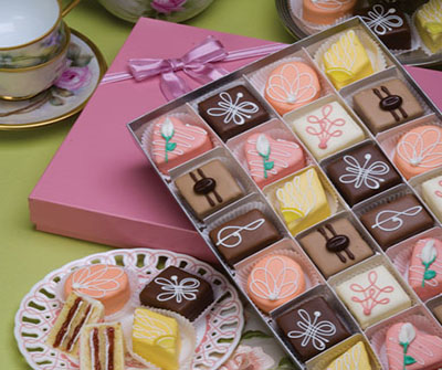 The History of Petit Fours